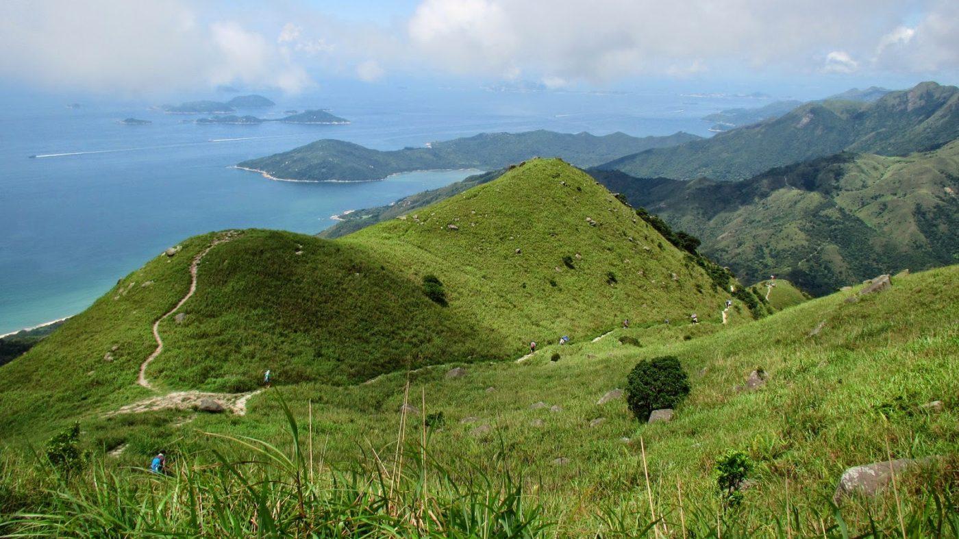 Hong Kong Island Hiking Trails