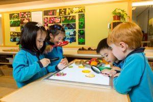 ESF Wu Kai Sha International Kindergarten
