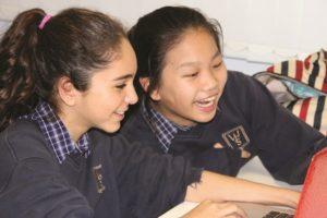 West Island School joyful learning