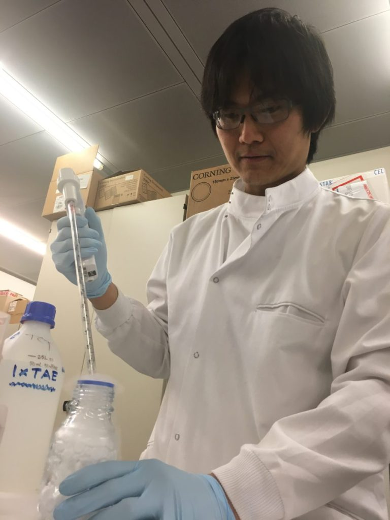 Dr Yin Wu (ESF West Island School), Intrepid Research atThe Francis Crick InstituteandUniversity College London UCU