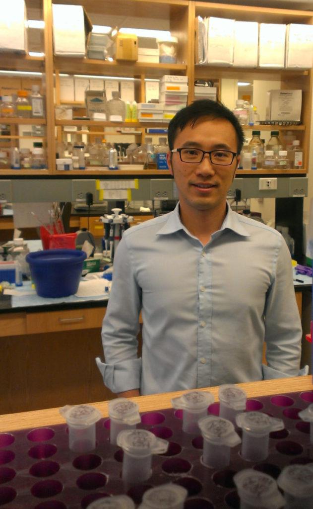 Dr Kelvin Luk (ESF Sha Tin College) Research Assistant Professor of Pathology and Laboratory Medicine,University of Pennsylvania