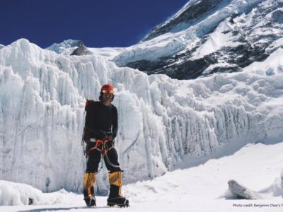 ESF Alumni becomes youngest Hongkonger to conquer Everest