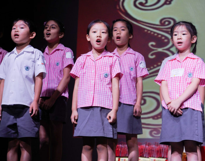 ESF students shine at the Chinese Talent Show