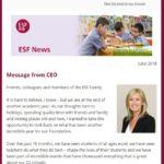ESF News (June 2018)
