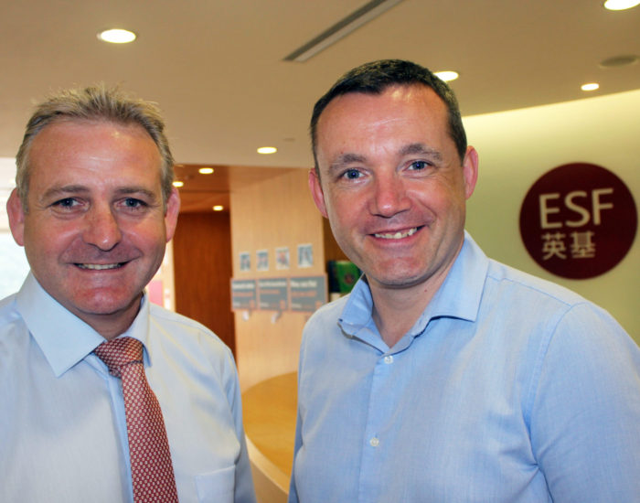 ESF welcomes two new directors