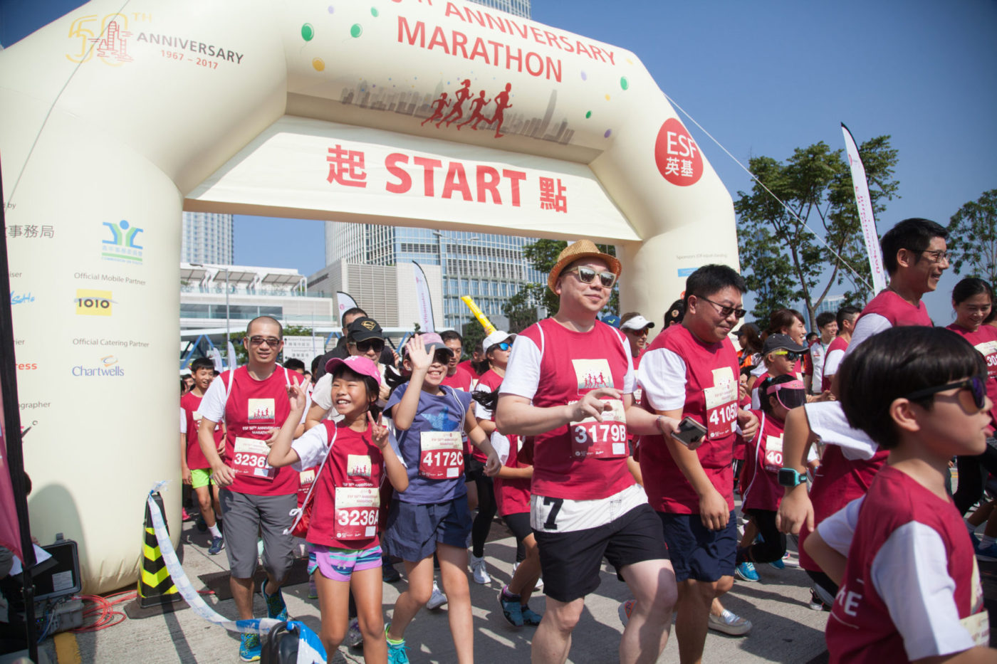 ESF Hong Kong Run 2018 will return this year on 28 October at Central Harbourfront.