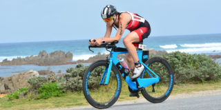 QBS teacher competed in Ironman 70.3