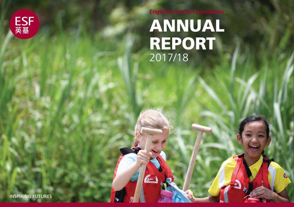 ESF Annual Report 2017/18