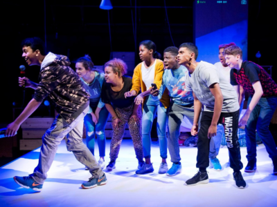 Changing the Landscape of Youth Theatre
