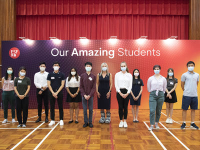 ESF Students Lead the World in IB Diploma