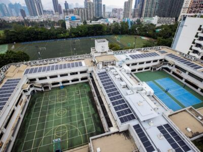 ESF and CLPe Solutions Join Hands to Bring Solar Energy to Eight School Campuses