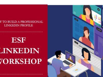 ESF LinkedIn Workshop