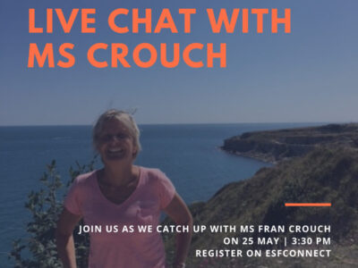 Live Chat with Fran Crouch