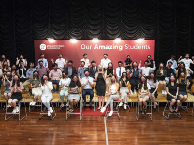 63 ESF IB Students On Top of the World With Extraordinary IB DP Results