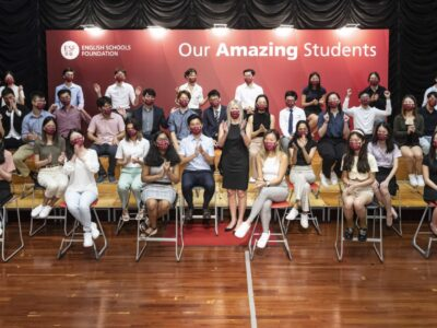 IB Press Conference Photos are now ready on ESF Connect!